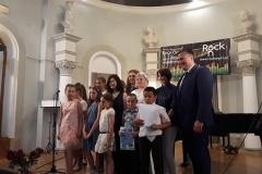 Nasi uczestnicy z Panem Grzegorzem Gałuszką, Radnym  Sejmiku Świętokrzyskiego